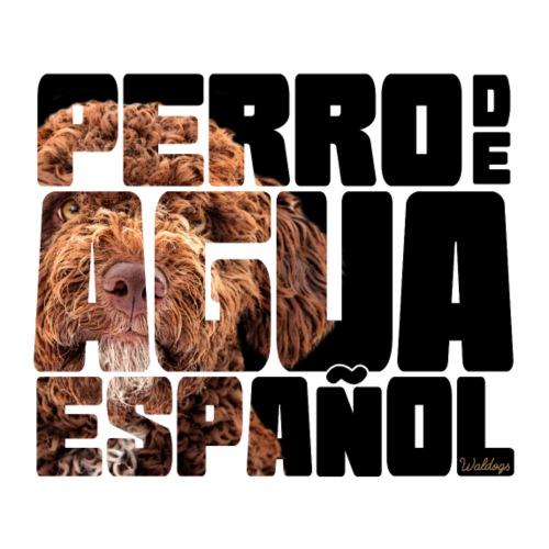 NASSU - Perro De Agua II - Miesten premium t-paita