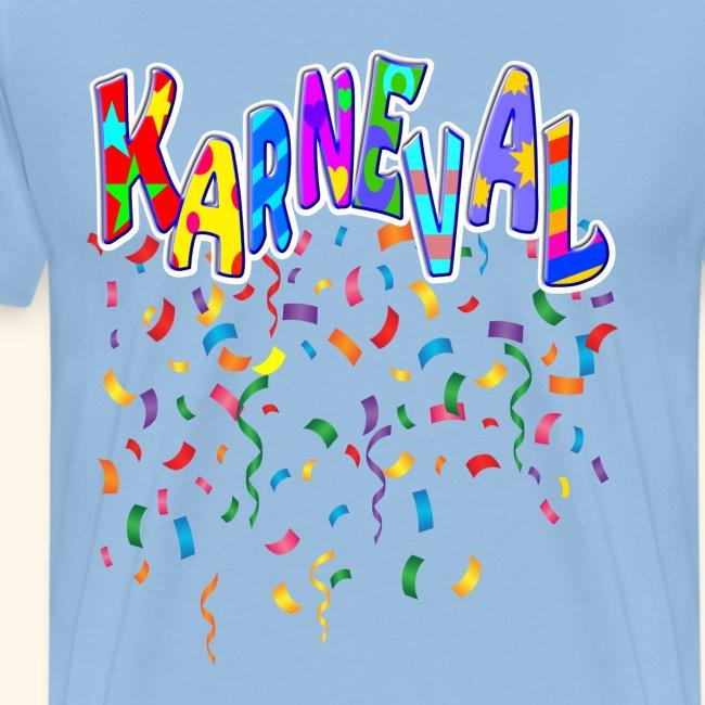Karneval & Fasching Spaß Alt und Jung Party Shirt