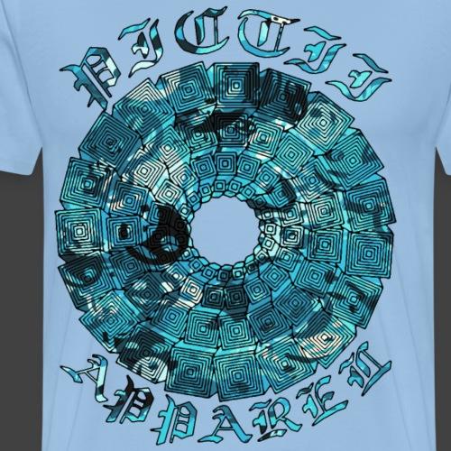 PICAPP046B - COL2 - Men's Premium T-Shirt