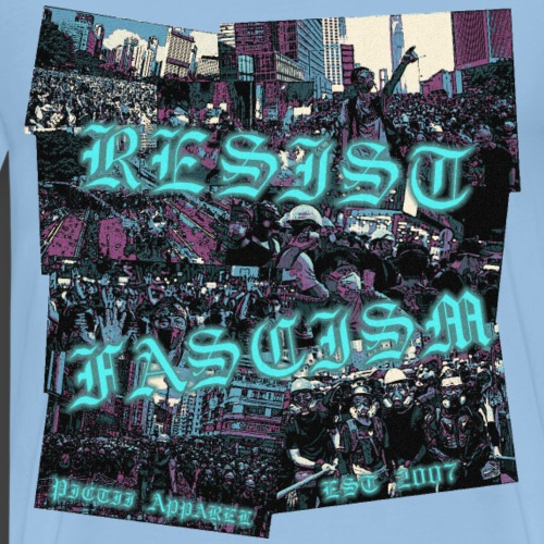 RESFASC - 4C - Men's Premium T-Shirt