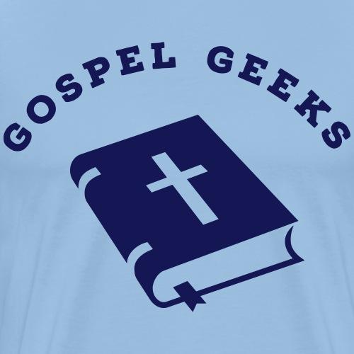 GOSPEL GEEKS - Men's Premium T-Shirt