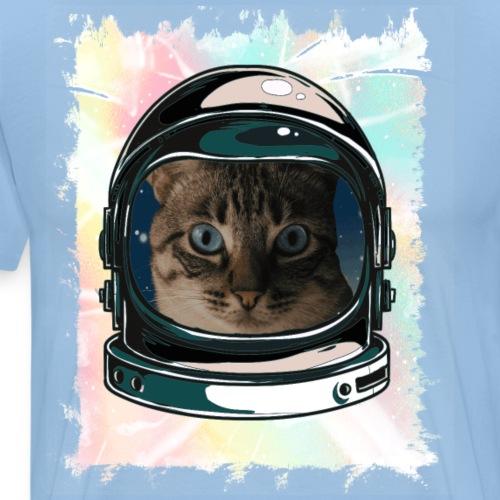 catstronaut - Männer Premium T-Shirt