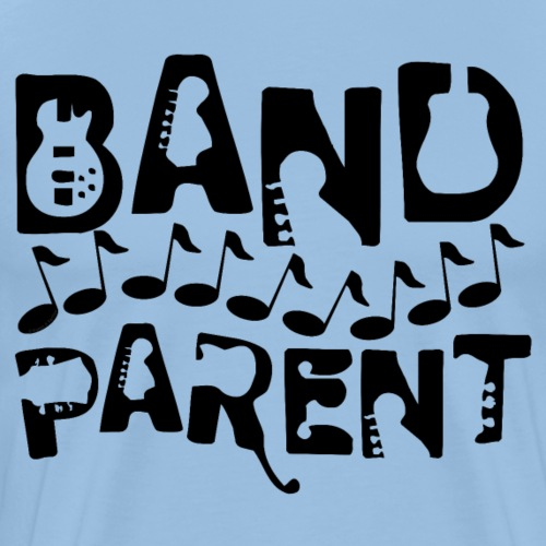 Musical Band Parent Music Notes