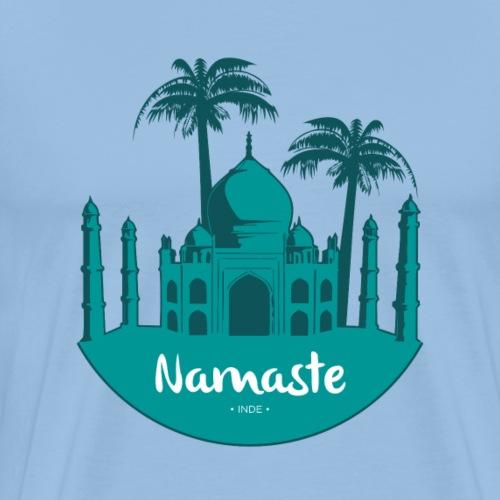 Inde - T-shirt Premium Homme