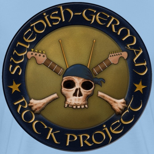 SG Rock Project Vol.1 - Männer Premium T-Shirt