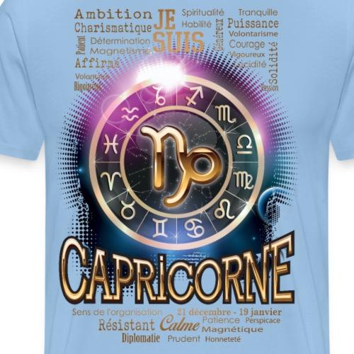 CAPRICORNE - T-shirt Premium Homme