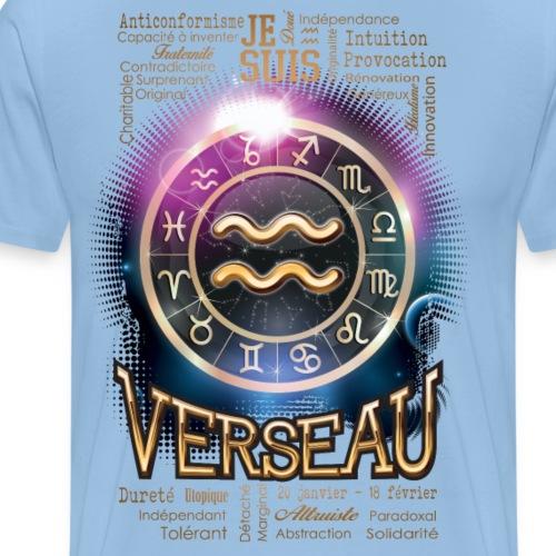 VERSEAU - T-shirt Premium Homme