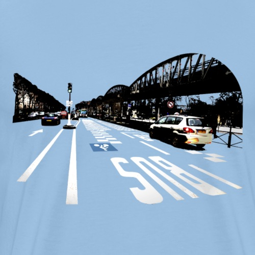 Traffic - Men's Premium T-Shirt