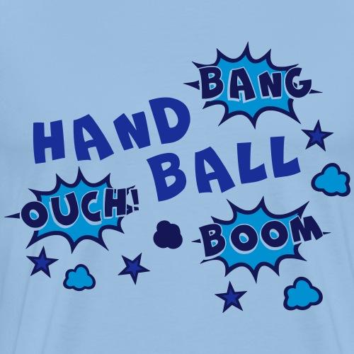 Handball BangBoom - Männer Premium T-Shirt