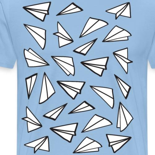 Paper Planes - Mannen Premium T-shirt