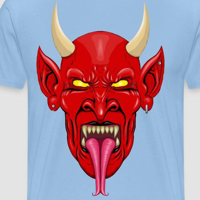 Devils Face Satans Army