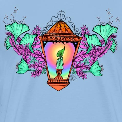 Raimbow lantern - Maglietta Premium da uomo