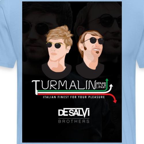DeSalvi Brothers 2016 - Maglietta Premium da uomo