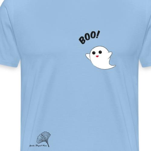 BOO! - Maglietta Premium da uomo