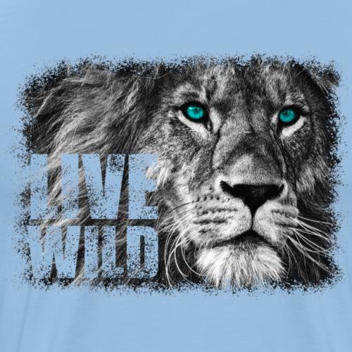 live wild - Löwe