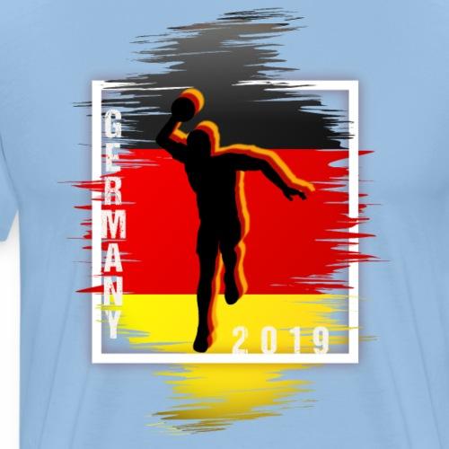 Handball Deutschland WM 2019 Fan