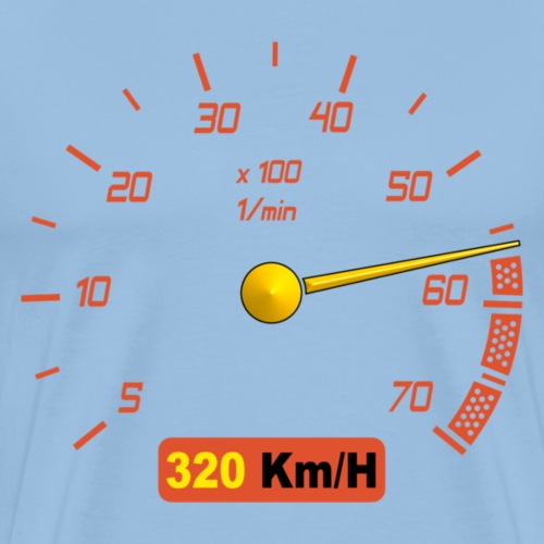 speed_design - Men's Premium T-Shirt