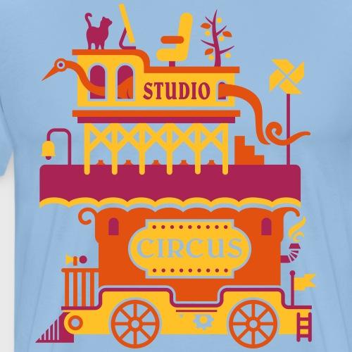 Studio Circus - T-shirt Premium Homme