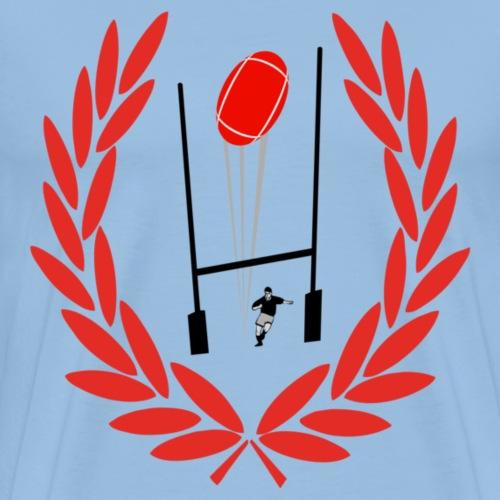 r_rouge - T-shirt Premium Homme
