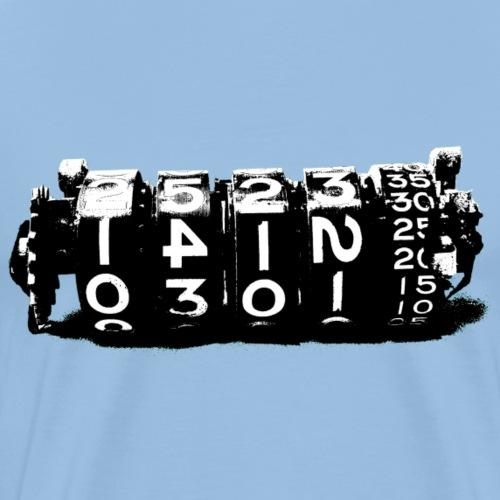 rouleau 1412 - T-shirt Premium Homme