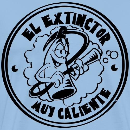 extinctor_1 - T-shirt Premium Homme