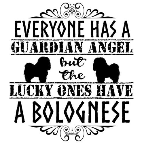Bolognese Angel II - Miesten premium t-paita