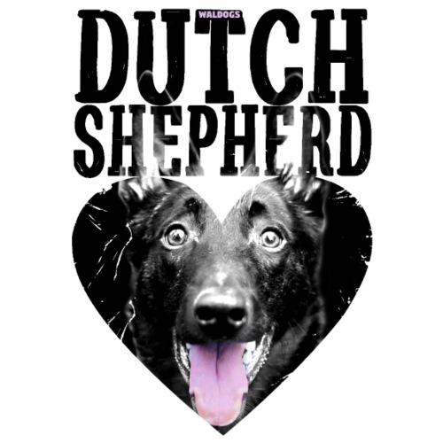 NASSU Dutch Black - Miesten premium t-paita