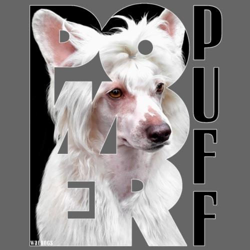 Powderpuff I - Miesten premium t-paita