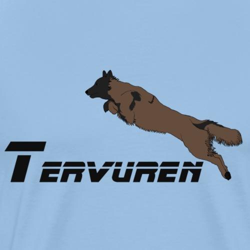 Tervuren - T-shirt Premium Homme