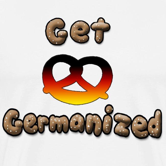 Get Germanized Pretzel