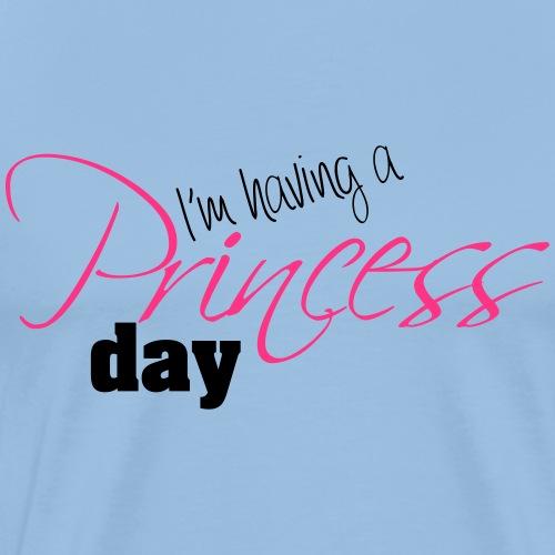 PrincessDay - Miesten premium t-paita