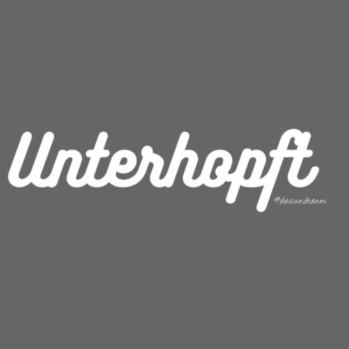 Unterhopft - Männer Premium T-Shirt