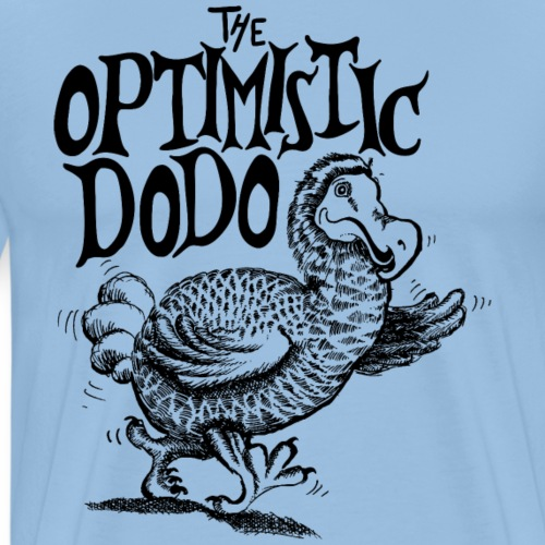 Mouse Pad Dodo Style - Men's Premium T-Shirt