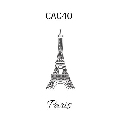CAC40 - Men's Premium T-Shirt