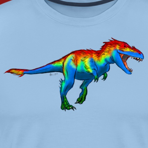 T-Rex - Men's Premium T-Shirt
