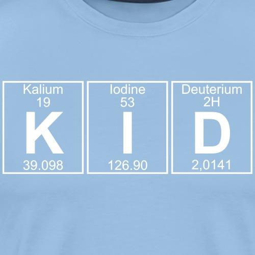K-I-D (kid) - Men's Premium T-Shirt
