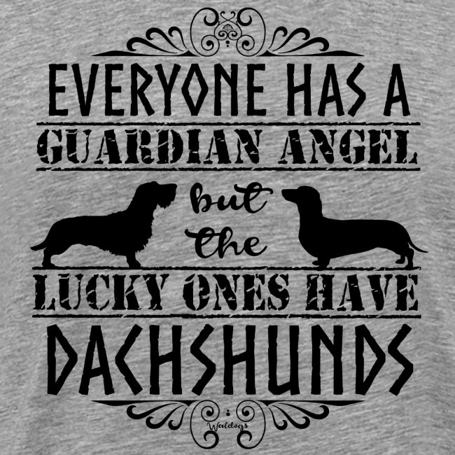 Dachshund WH SH Angels