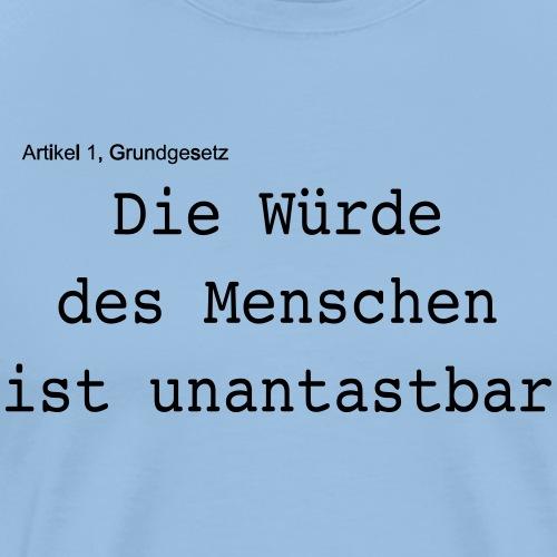 gg_art1 - Männer Premium T-Shirt