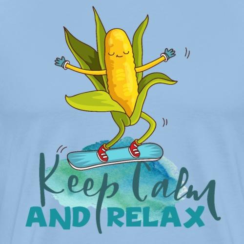 Keep Calm and Relax - Maiskorn Ski Snowboarding
