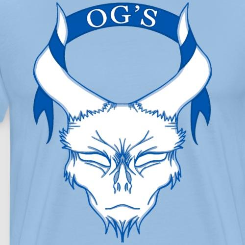 OG's Logo - T-shirt Premium Homme