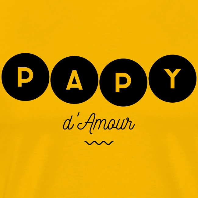 Papy d amour