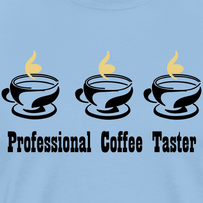 Professional Coffee Taster