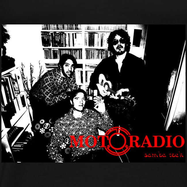 Motoradio Samba Rock png