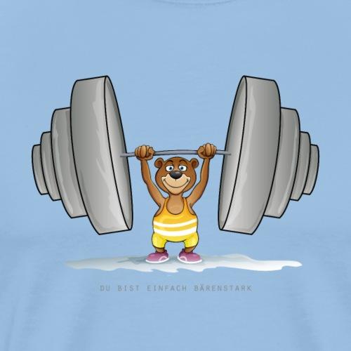 Bärenstark - Männer Premium T-Shirt