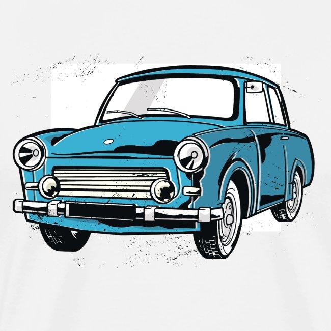 Trabant 601 (light blue)