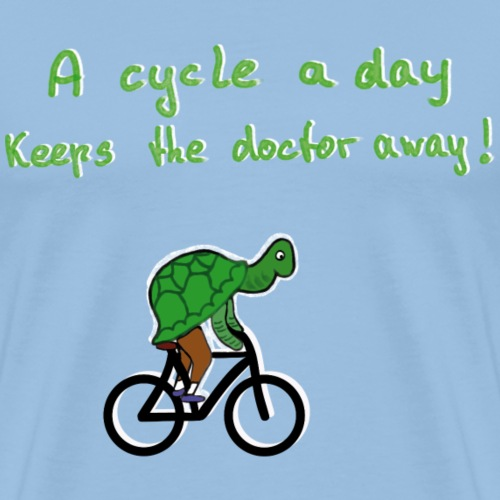 A cycle a day keeps the doctor away