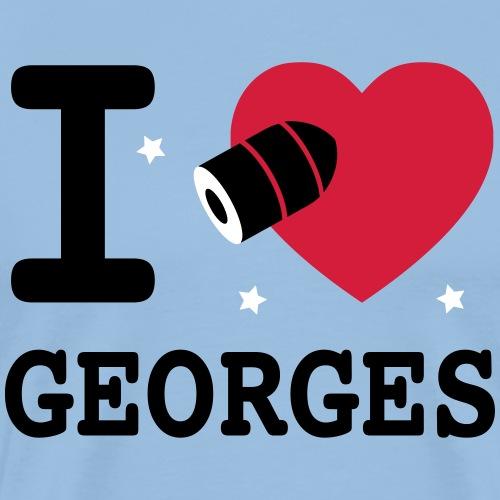 I love Georges Méliès - T-shirt Premium Homme