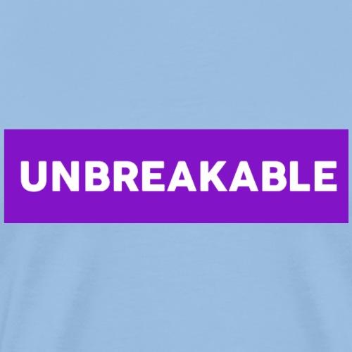 Unbreakable - T-shirt Premium Homme