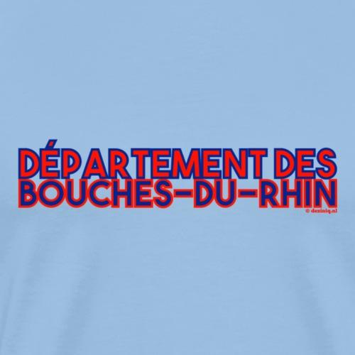 Rijnmond op z'n Frans - Mannen Premium T-shirt