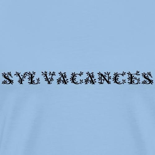 Sylvacances9 - Men's Premium T-Shirt